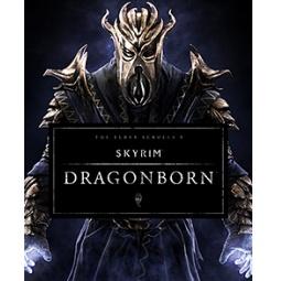 Купить Игра для PC The Elder Scrolls V: Skyrim – Дополнение «Dragonborn». С кодом загрузки (rus)