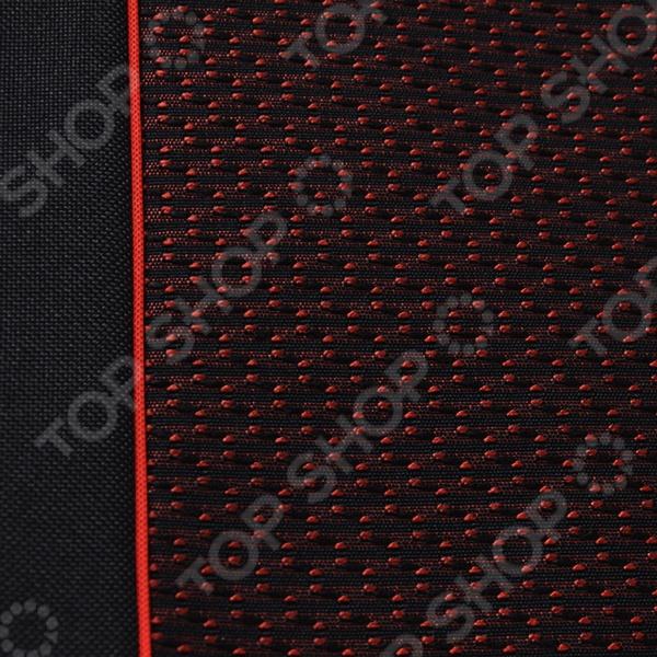 Набор чехлов для сидений Forma R-503 позволит сохранить аккуратный и красивый внешний вид сиденья, поможет защитить обивку от пятен, засаливания и затирания. Удобно и легко одевается на любые кресла. Материал чехла устойчив к: выцветанию, износу, пилингованию, обработке чистящими средствами. Его можно снять постирать и использовать заново. Благодаря такому чехлу ваш салон всегда будет выглядеть аккуратно и ухоженно.