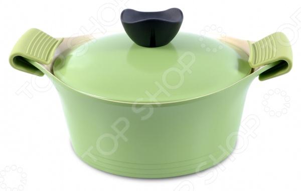 Кастрюля Frybest Ever Green