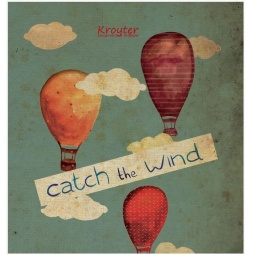 фото Тетрадь в клетку Kroyter Catch the Wind