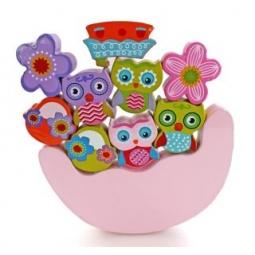 фото Набор деревянных игрушек Mapacha «Совята»