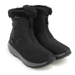 Купить Ботинки зимние адаптивные женские Walkmaxx. Цвет: черный