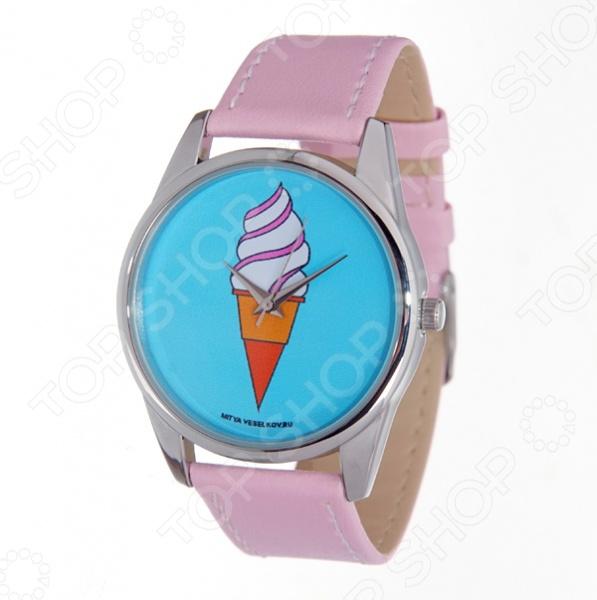 Часы наручные Mitya Veselkov «Мороженое»