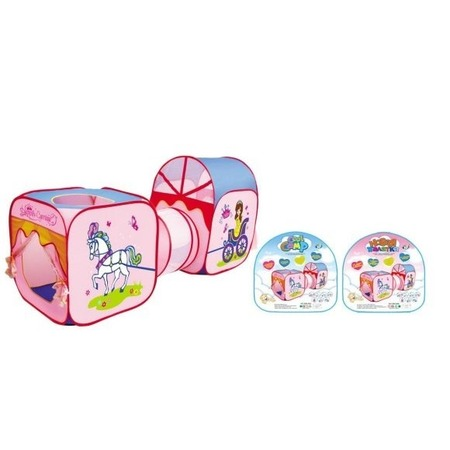 Купить Игровой комплекс с туннелем Shantou Gepai «Принцесса» 94774