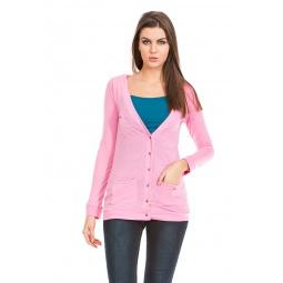 фото Жакет Mondigo 18505. Цвет: темно-розовый. Размер одежды: 44
