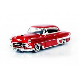 фото Модель автомобиля 1:24 Jada Toys Chevy Bel Air. Цвет: красный