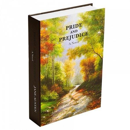 Купить Книга-сейф Alparaisa «Гордость и предубеждение»