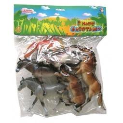 Купить Набор лошадей 1 TOY Т50499