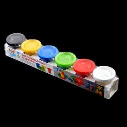 Купить Набор для лепки МАЛЫШИ «Тесто-пластилин 6 цветов»