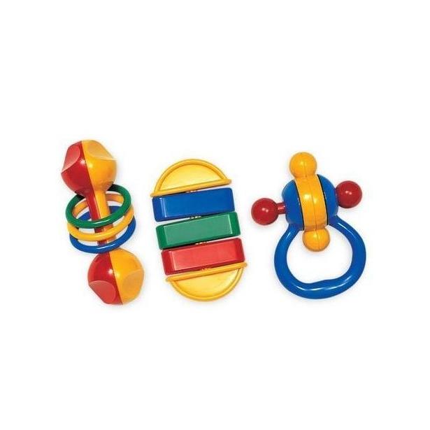 фото Погремушки Tolo Toys Де люкс