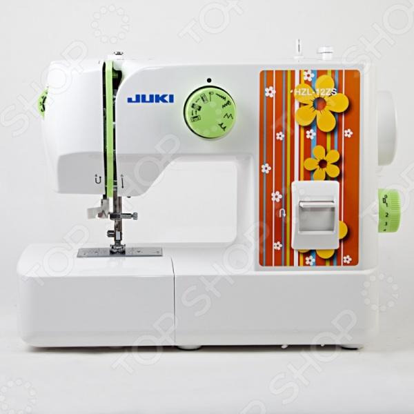 Швейная машина Juki HZL-12ZS швейная машинка juki hzl f 300