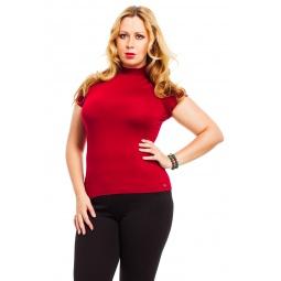 фото Водолазка Mondigo XL 037. Цвет: бордовый. Размер одежды: 50