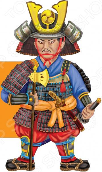 Боевые искусства, кодекс чести, мечи и луки, устрашающие маски, чайная церемония все о благородных и бесстрашных самураях, их традициях, жизни и приключениях. Мини-словарик, ответы на все вопросы, которые может задать ребенок.