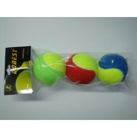 Купить Мячи для большого тенниса DoBest TB2COL3