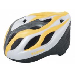 фото Шлем защитный раздвижной Larsen H3BW. Цвет: желтый