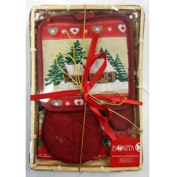 фото Комплект кухонный подарочный BONITA 110120008