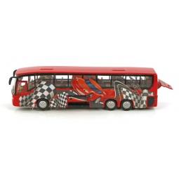 фото Модель коллекционная Пламенный Мотор «Автобус. Гонка»