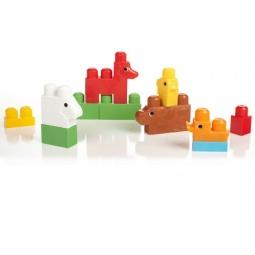 Купить Конструктор для малышей Mega Bloks «Зоопарк»