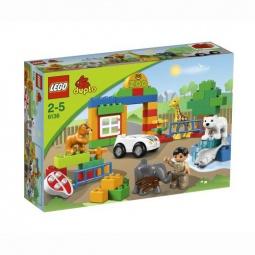 фото Конструктор LEGO Мой первый Зоопарк