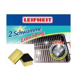 Купить Губки для чистки загрязненных поверхностей Leifheit 40017