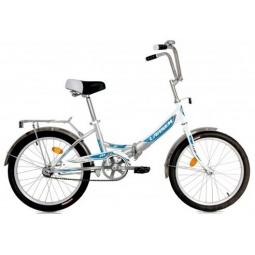 фото Велосипед Larsen Jet. Цвет: серый