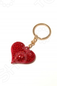 Брелок Mitya Veselkov BRELOK-HEART-REDБрелоки<br>Брелок Mitya Veselkov BRELOK-HEART-RED это брелок в форме сердца, выполненный в оригинальном стиле. Его можно использовать для поддержки ключей, или как ретро-аксессуар. Им можно украсить часть интерьера, сумку или рюкзак. Также станет отличным подарком для ваших друзей и коллег.<br>
