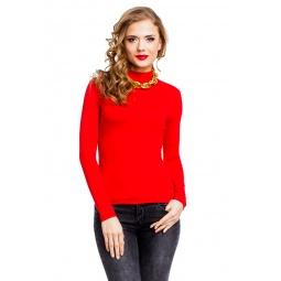 фото Водолазка Mondigo 036. Цвет: красный. Размер одежды: 42