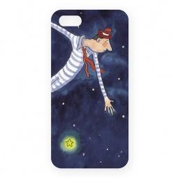 фото Чехол для iPhone 5 Mitya Veselkov «Акробат среди звезд»
