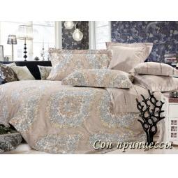 фото Комплект постельного белья Tiffany's Secret «Сон Принцессы». 2-спальный. Размер наволочки: 70х70 см — 2 шт