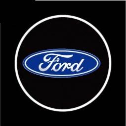 фото Светодиодные проекторы логотипа автомобиля Courtesy door light Ford