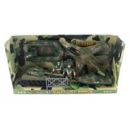 фото Набор игровой для мальчика Shantou Gepai «Военные» 639-16