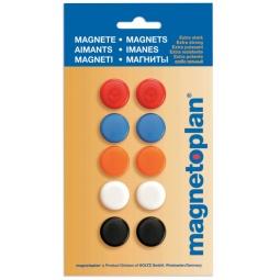 Купить Набор магнитов сигнальных Magnetoplan 16662