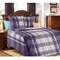 фото Комплект постельного белья Белиссимо «Вертикаль». 1,5-спальный