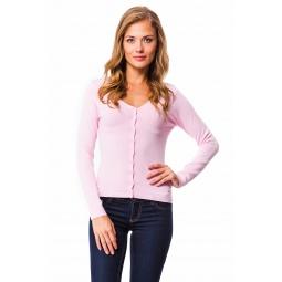 фото Жакет Mondigo 9130. Цвет: бледно-розовый. Размер одежды: 44
