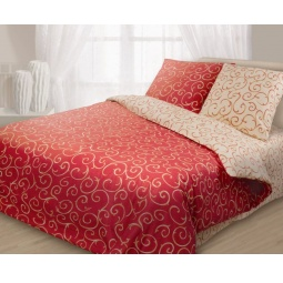 фото Комплект постельного белья Гармония «Барокко». Семейный