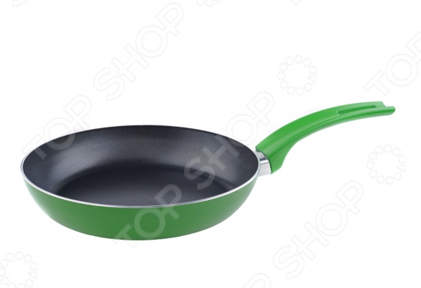 Сковорода Scovo CitrusСковороды<br>Сковорода Scovo Citrus высококачественная посуда от популярного производителя. Используя сковороду вы сможете пожарить и потушить различные блюда. Обладает повышенной прочностью, устойчиво к температурным режимам. Имеет специальное антипригарное покрытие, которое защитит от прилипания блюда и сохранит вкусовые качества еды. Высокая теплоемкость обеспечивает равномерное приготовление пищи. Высокие бортики сковородки остановят пролив содержимого на плиту во время приготовления. Внешнее покрытие отличается не только красивым внешним видом, но и устойчивостью к царапинам.<br>