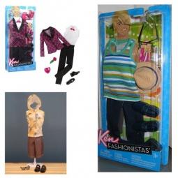 фото Набор одежды для куклы Кена Mattel.В ассортименте.