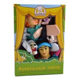 Купить Набор для кукольного театра Жирафики «Волшебник Изумрудного города»