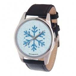 фото Часы наручные Mitya Veselkov «Снежинка»
