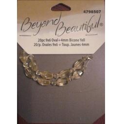 Купить Бусины Beyond Beautiful E4798507