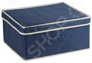 Короб с крышкой White Fox WHHH10-360 Comfort  откидной короб 9 ячеек красный прозрачный стелла fox 101