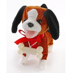 фото Игрушка интерактивная мягкая Fluffy Family «Щенок Вилли»