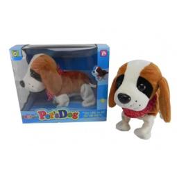 Купить Мягкая игрушка интерактивная Собачка CL1187