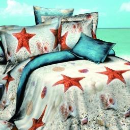 фото Комплект постельного белья с эффектом 3D Buenas Noches Briz. Евро