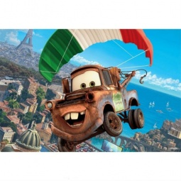 Купить Пазл 100 элементов Trefl «Летающий Мэтр»