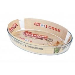 фото Форма для выпечки овальная Pyrex Cook'n'Share. Размер: 35х24 см