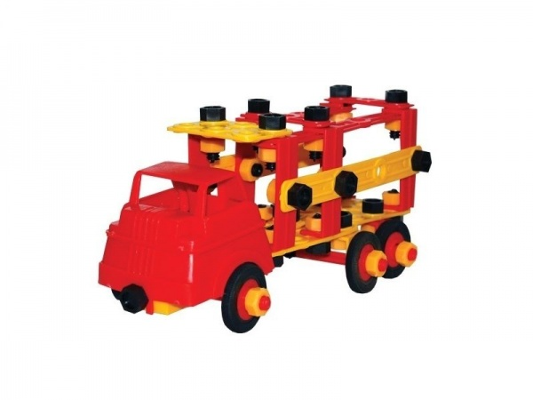 Фото - Конструктор для ребенка Огонек «Юный 2» конструктор nd play автомобильный парк 265 608
