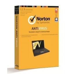 Купить Антивирусное программное обеспечение Symantec Norton Antivirus 2013 RU 1 User 3LIC Arvato MM