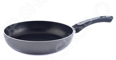 Сковорода Scovo PresidentСковороды<br>Сковорода Scovo President это глубокая сковорода с высококачественным покрытием, которое идеально подходит для поджарки мяса, ведь оно не будет прилипать к поверхности. Благодаря специальному покрытию, на ней можно приготовить разнообразные блюда из мяса, рыбы, птицы и овощей практически не используя масло, при этом достаточно быстро обжаривая. Готовое блюдо получится не только вкусным, но и полезным. Попробуйте добавить к мясу овощей и потушить всё это буквально несколько минут и вы удивитесь, как сильно изменился вкус привычных продуктов. Комбинируйте продукты, используйте соусы и сыры, а главное, не забывайте посыпать готовое блюдо зеленью и вы почувствуете себя настоящим шеф-поваром!<br>