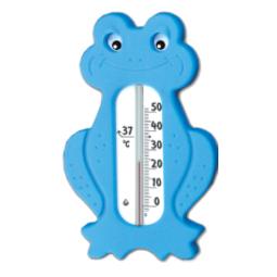 фото Термометр-сувенир водный Стеклоприбор В3 «Лягушонок»